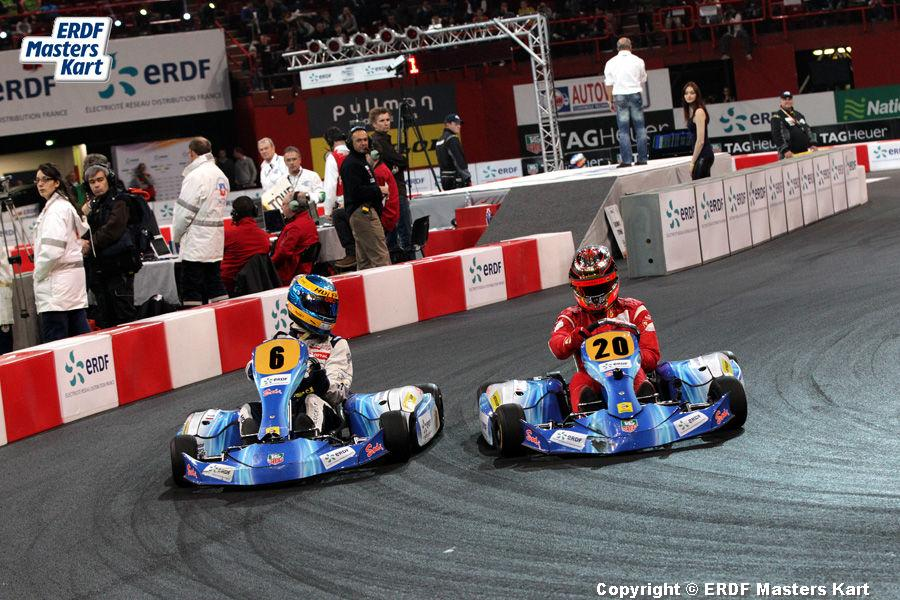 l 39 erdf masters kart de paris bercy 2011 par le moto club des potes. Black Bedroom Furniture Sets. Home Design Ideas