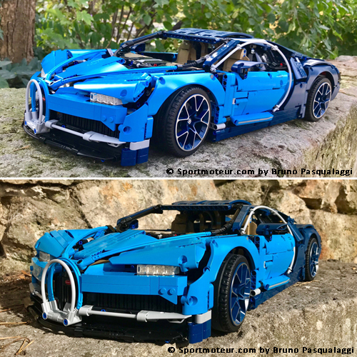 lego bugatti chiron par sport moteur com et le moto club des potes. Black Bedroom Furniture Sets. Home Design Ideas