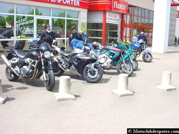 moto-club des potes